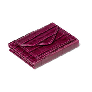 MULTIWALLET CAIMAN PURPLE (RFID BLOCK)
